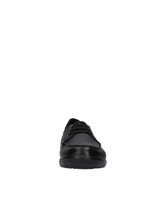 Geox Shoes With Laces BLACK