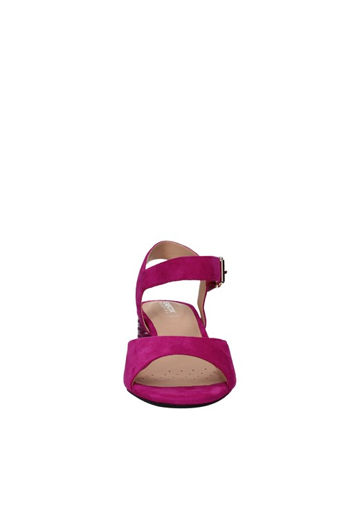 Geox With heel FUCHSIA