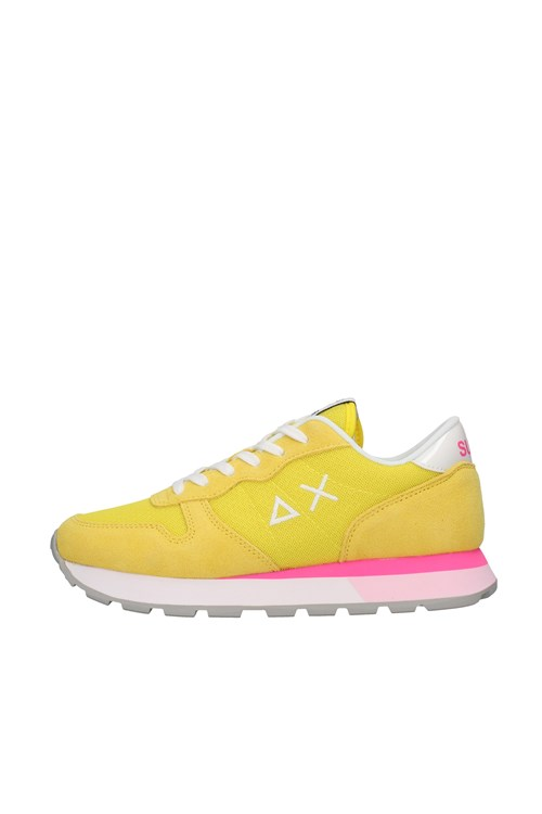 Sun68 Sneakers YELLOW