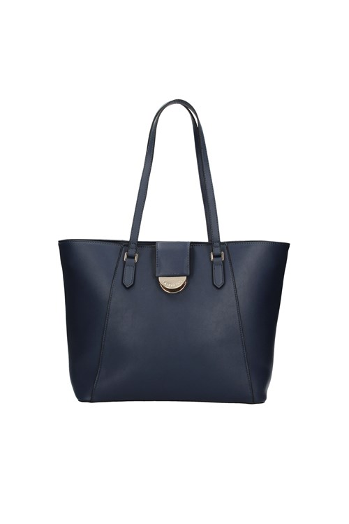 Valentino Bags Shopping NAVY BLUE