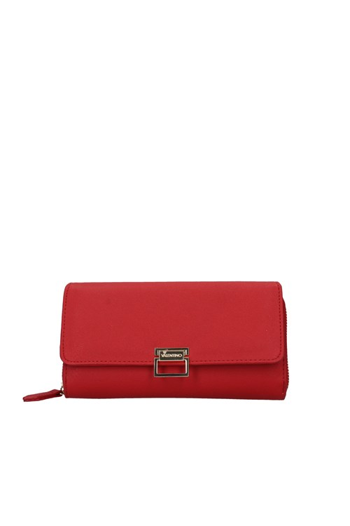 Valentino Bags Wallets RED