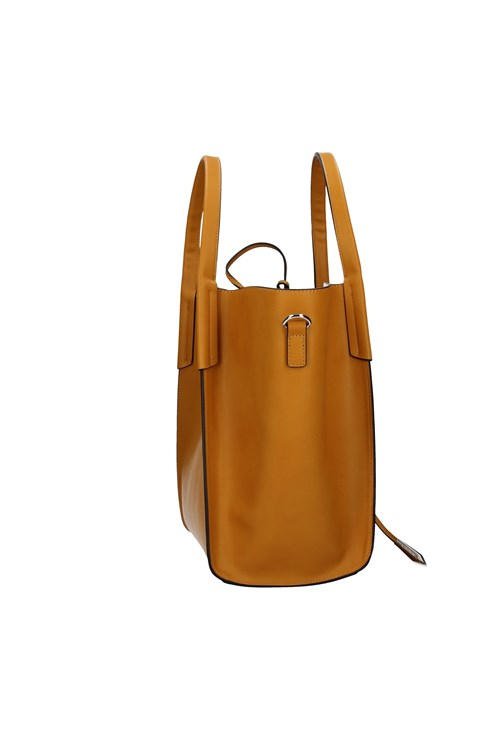 Cafe' Noir Shoulder Bags YELLOW