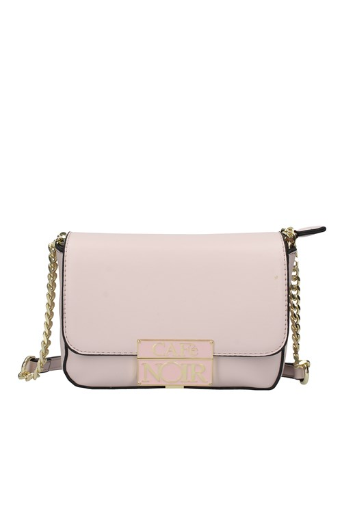 Cafe' Noir Shoulder Bags PINK