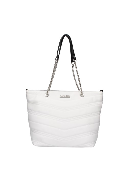Cafe' Noir Shopping bags WHITE