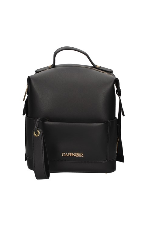 Cafe' Noir Backpacks BLACK