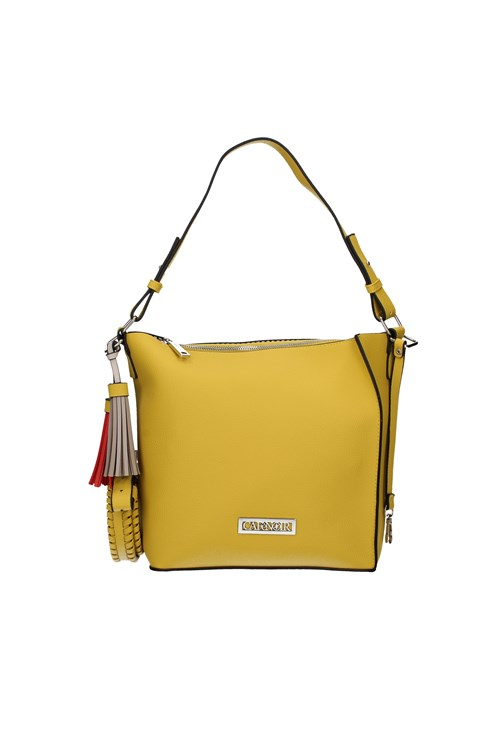 Cafe' Noir Bucket Bags YELLOW