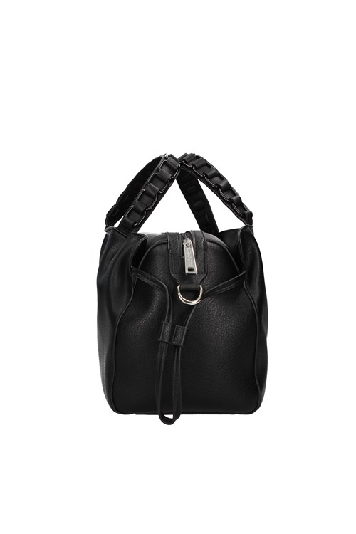 Cafe' Noir Hand Bags BLACK