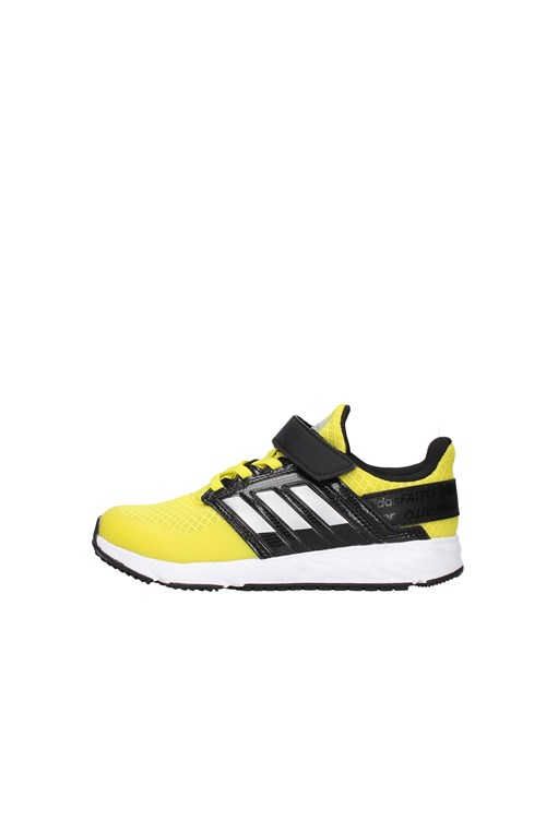 Adidas low YELLOW