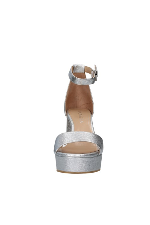 Apepazza With heel SILVER