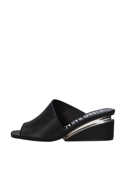 Luciano Barachini With heel BLACK