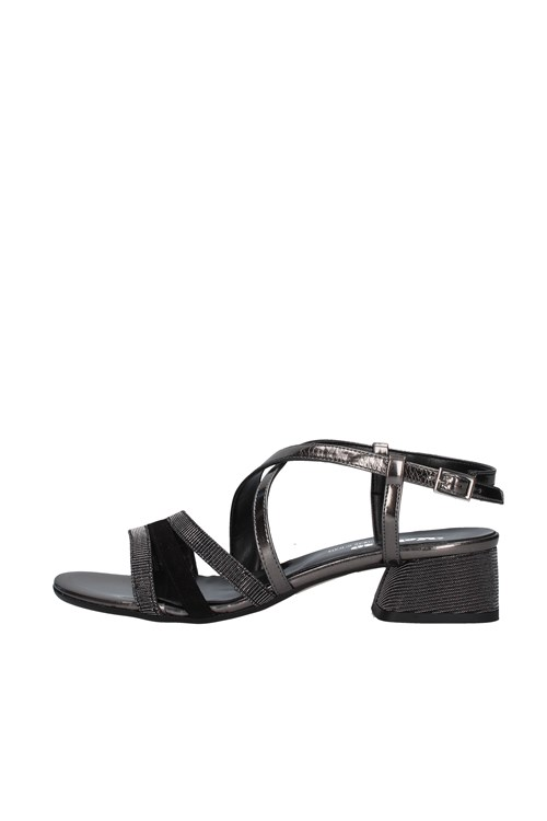 Melluso With heel BLACK