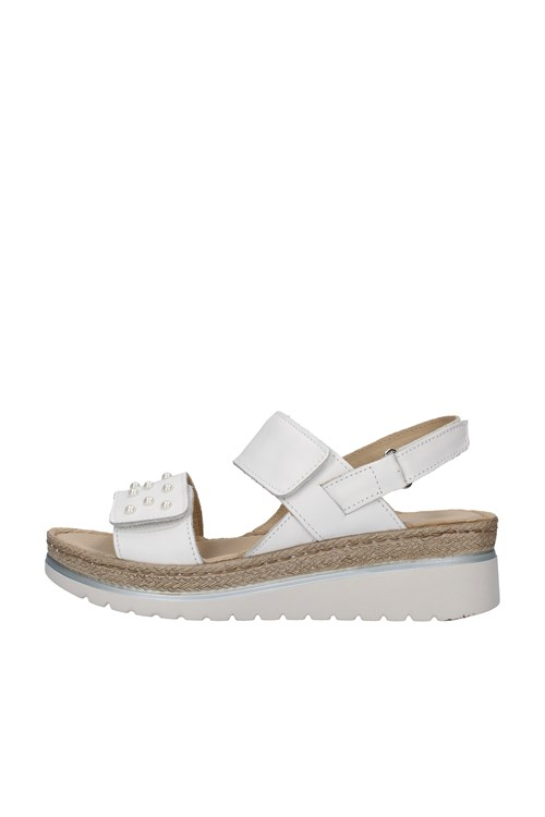 Melluso With wedge WHITE