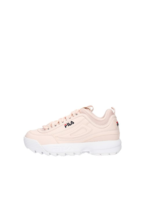 Fila With wedge PINK