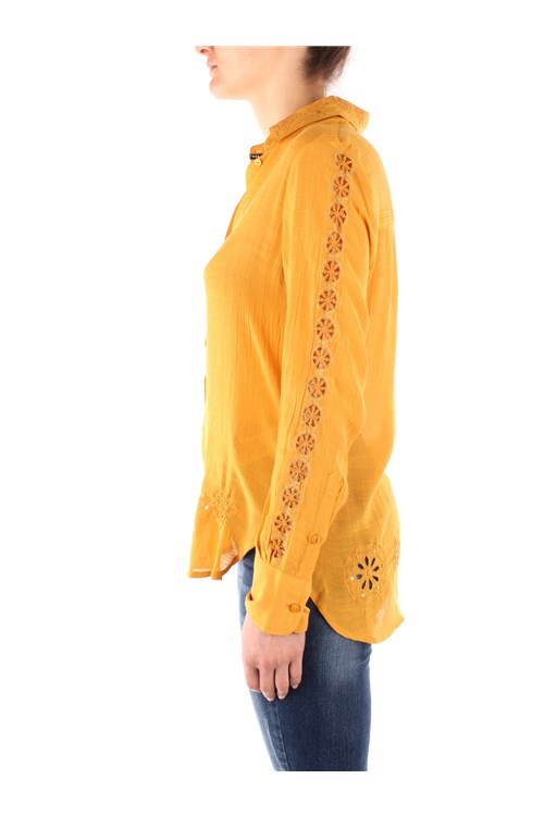 Desigual Blouses YELLOW