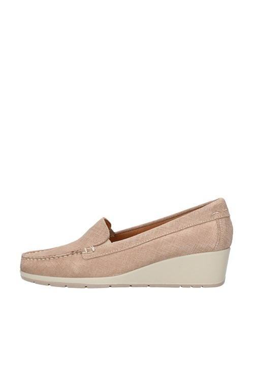 Cinzia Soft Loafers BEIGE