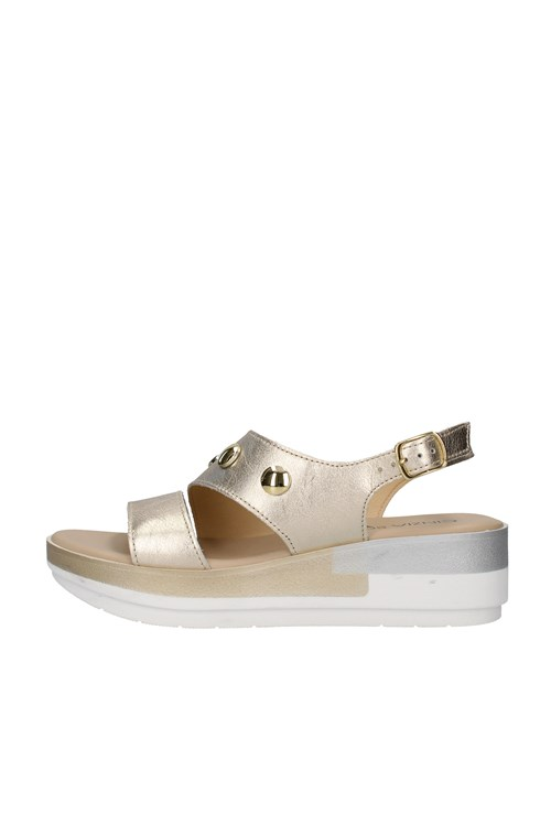 Cinzia Soft With wedge GOLD