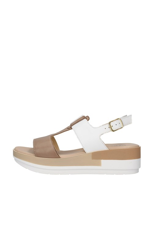 Cinzia Soft With wedge BEIGE