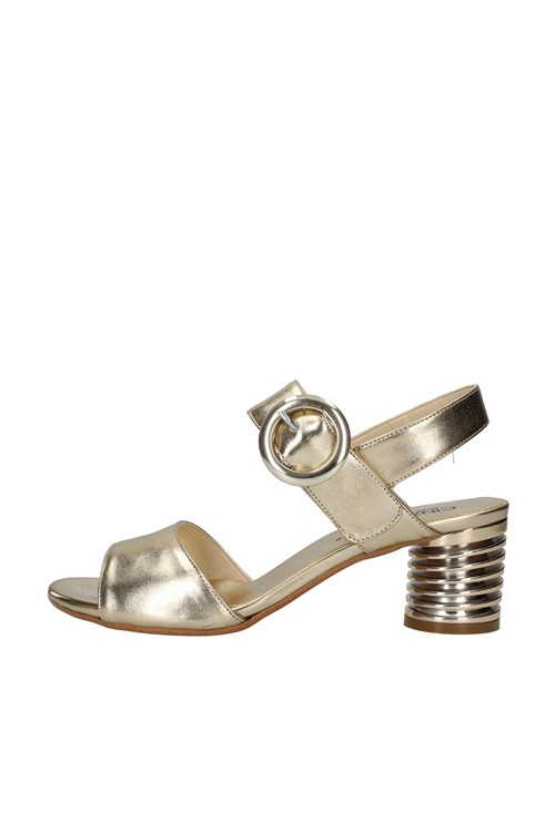 Cinzia Soft With heel GOLD