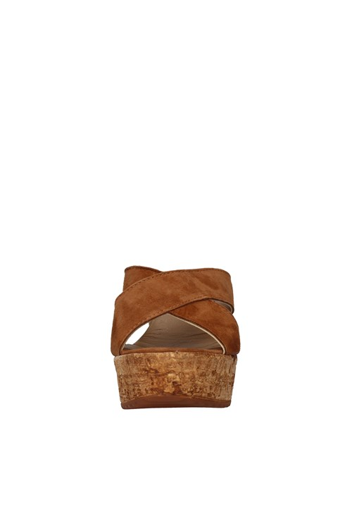 Cinzia Soft With wedge BROWN