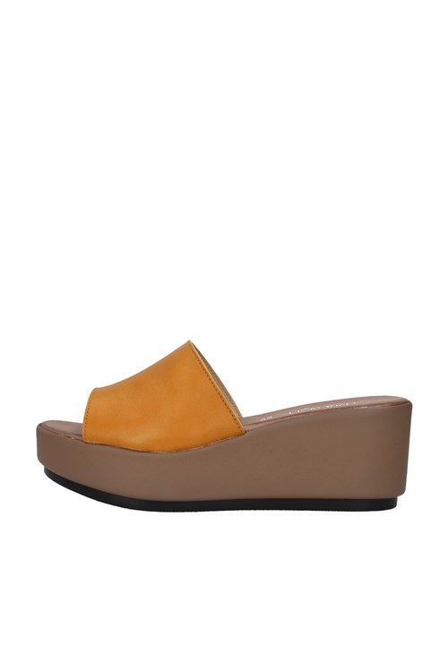 Cinzia Soft With wedge YELLOW