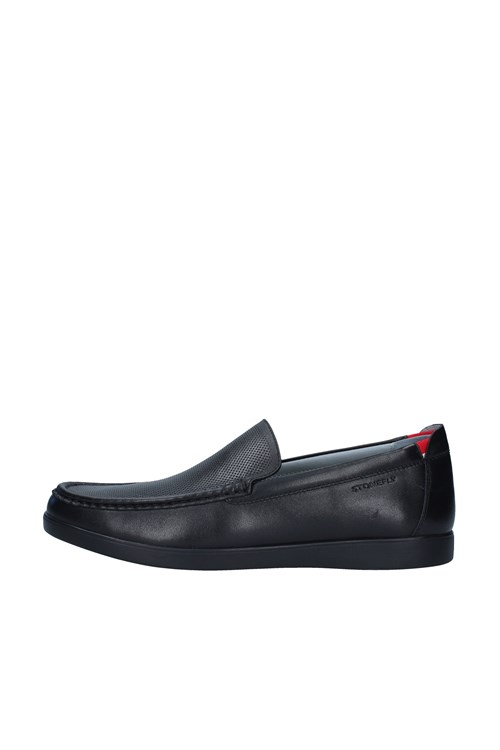 Stonefly Loafers BLACK