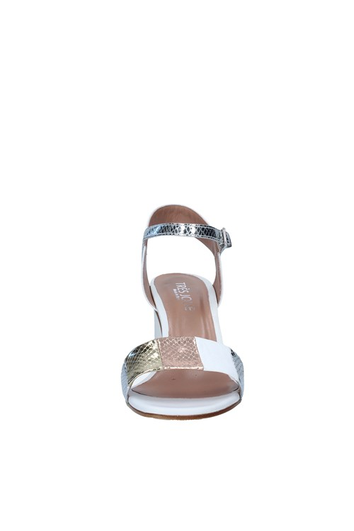 Tres Jolie With heel SILVER