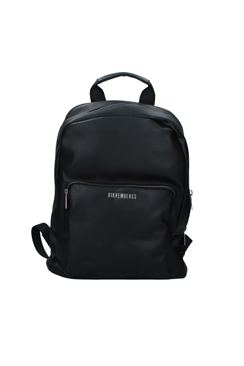 Bikkembergs Backpacks BLACK