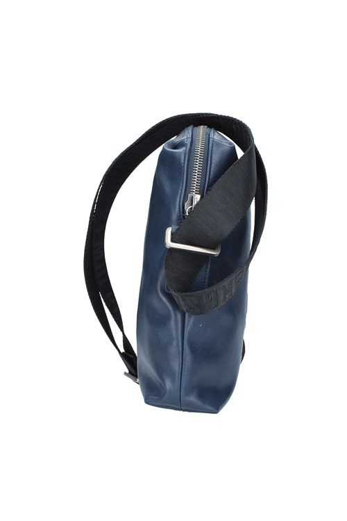 Bikkembergs Shoulder straps & Messenger NAVY BLUE
