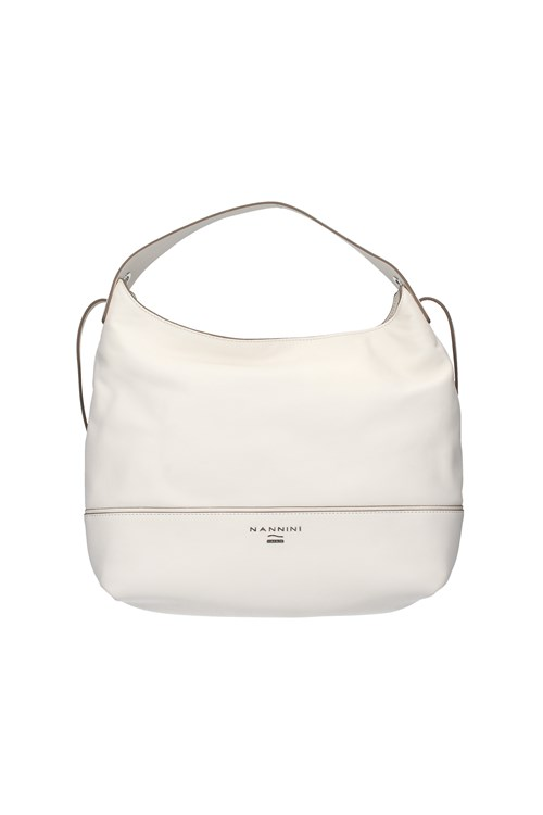Nannini Shoulder Bags WHITE