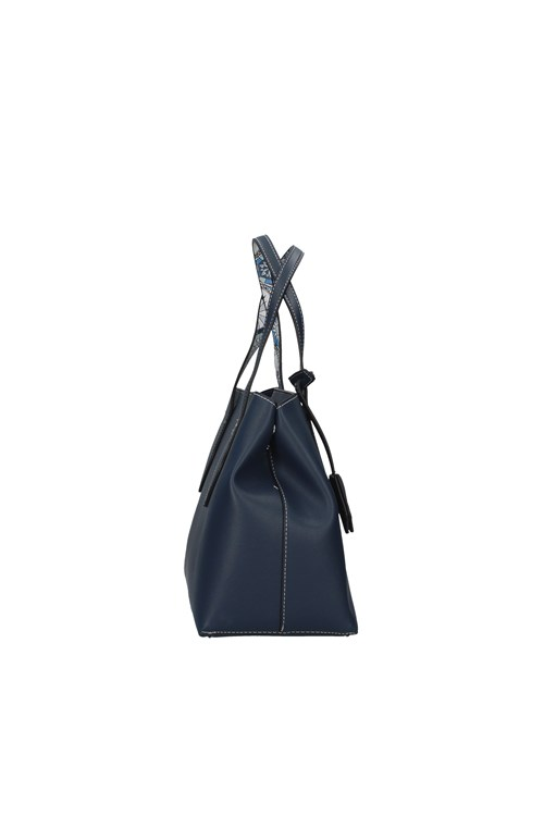 Gattinoni Roma Shopping bags NAVY BLUE