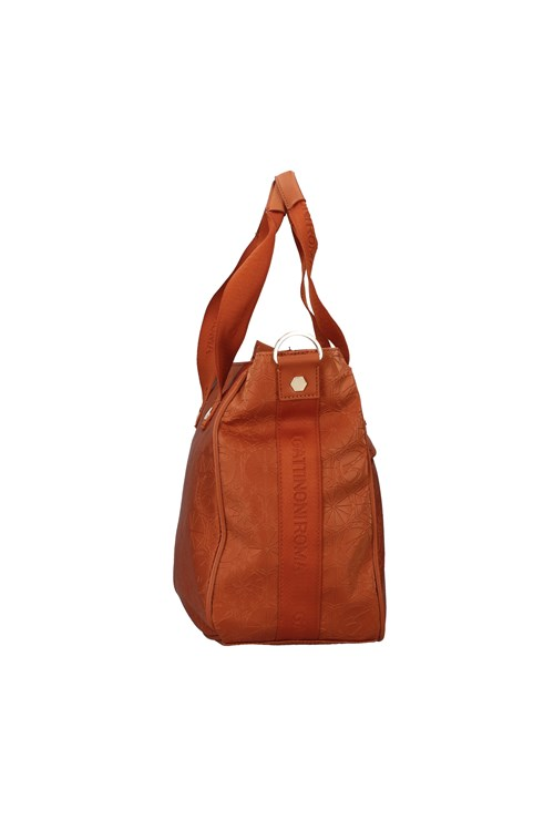 Gattinoni Roma Shopping bags ORANGE