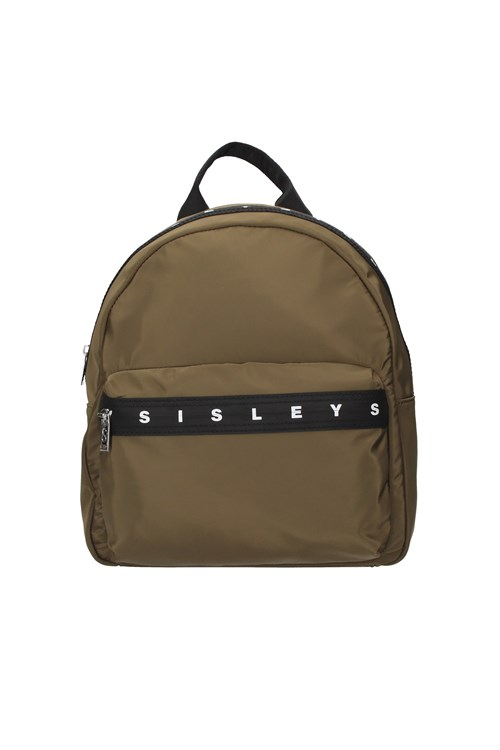 Sisley Backpacks GREEN