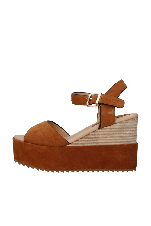 Rahya Grey With wedge BROWN
