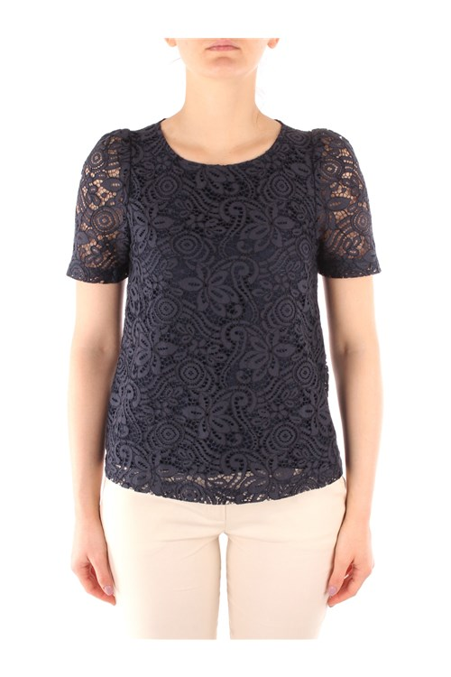 Emme Di Marella Blouses NAVY BLUE