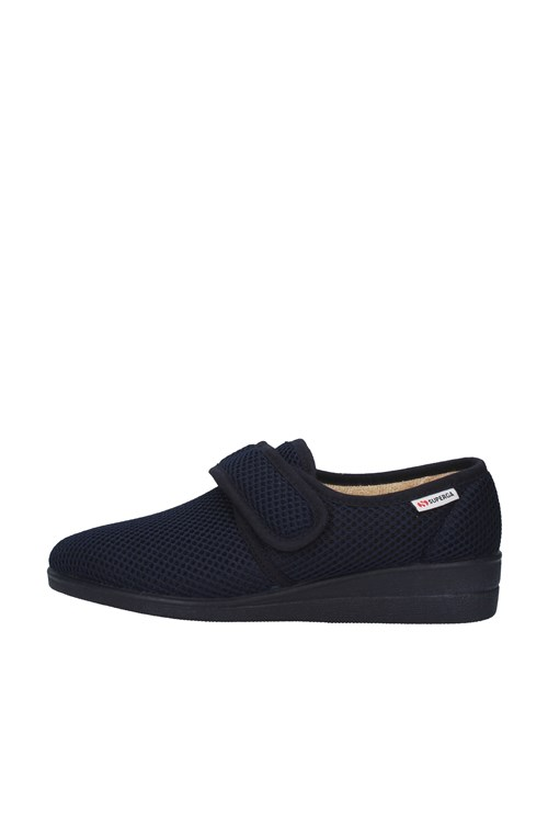 Superga Loafers NAVY BLUE