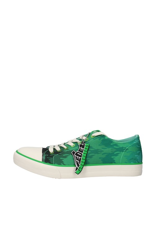 Bikkembergs low GREEN