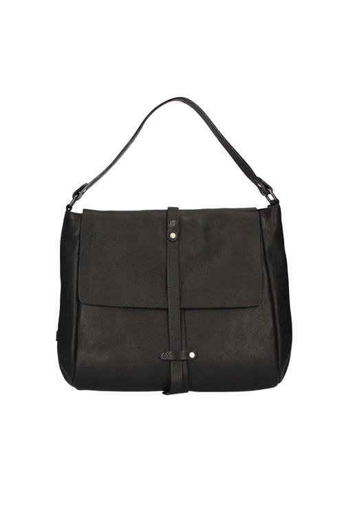 Bruno Rossi Shopping bags BLACK