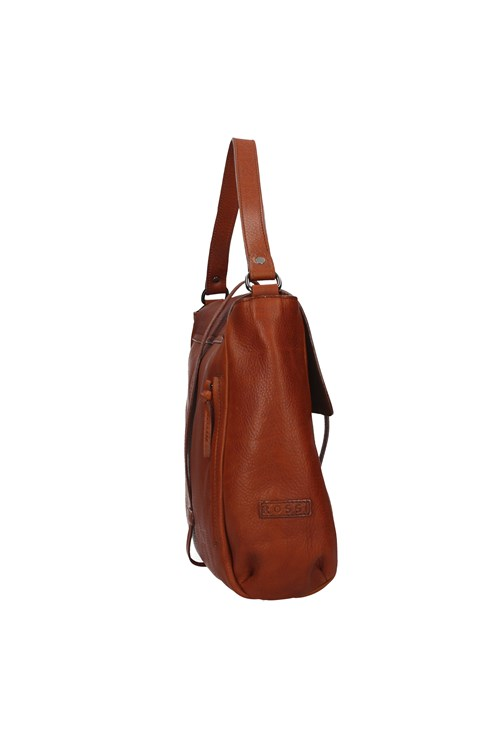 Bruno Rossi Shopping bags BROWN