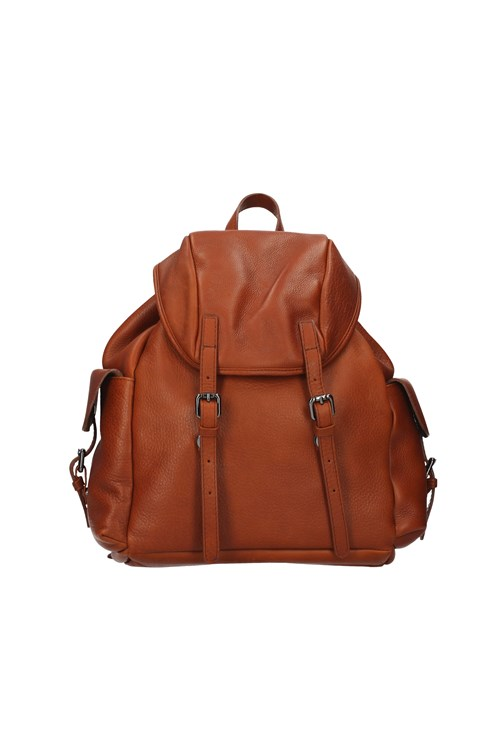 Bruno Rossi Backpacks BROWN