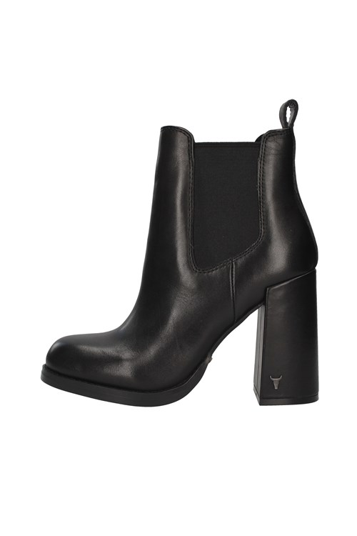 Windsor Smith boots BLACK
