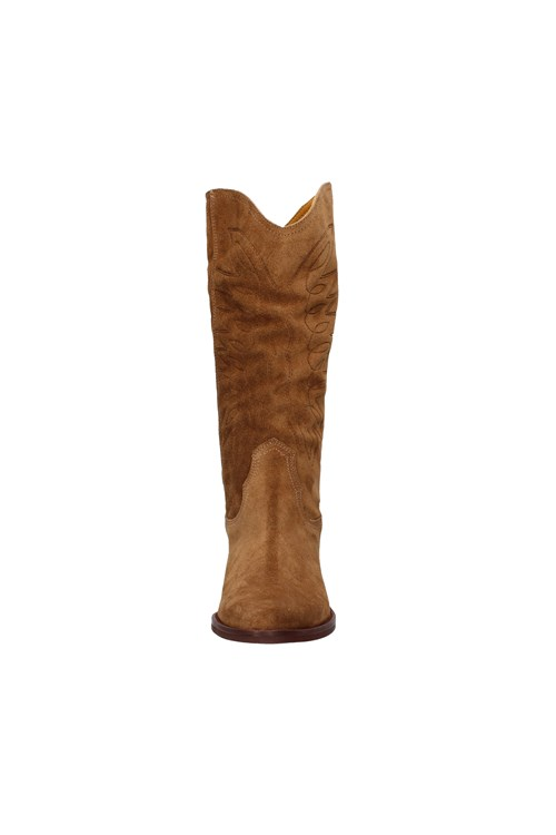 Dakota Boots Calf BROWN