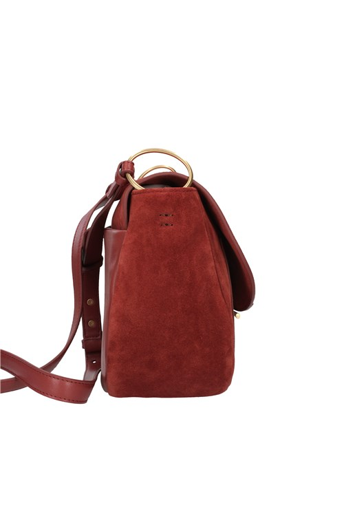 Mandarina Duck Shoulder Strap DARK RED