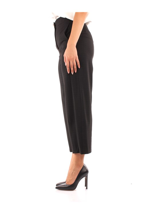 Emme Di Marella Trousers BLACK