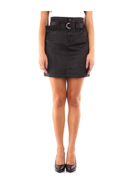 Guess Skirts BLACK