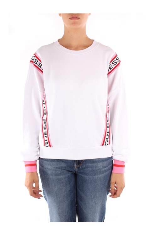 Guess Sweatshirts WHITE