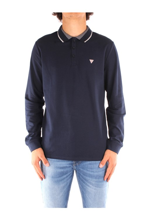 Guess  Long sleeves NAVY BLUE