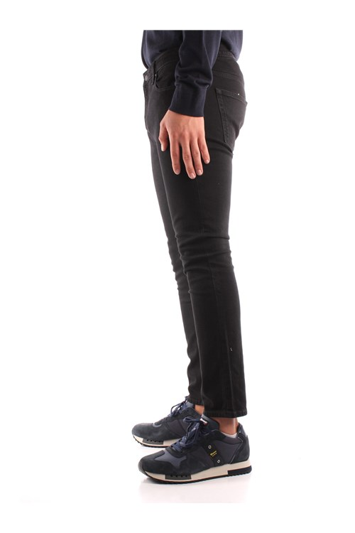 Guess Trousers BLACK