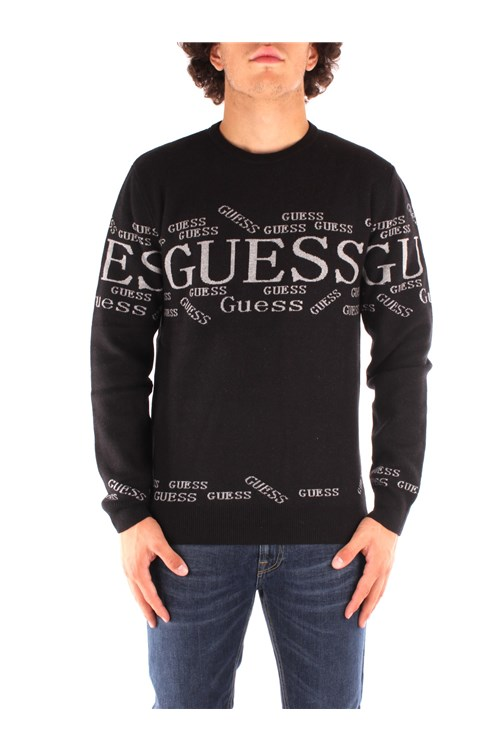 Guess Knitwear BLACK