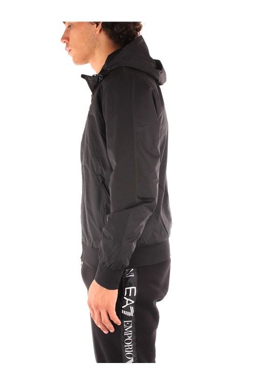 Ea7 Short BLACK