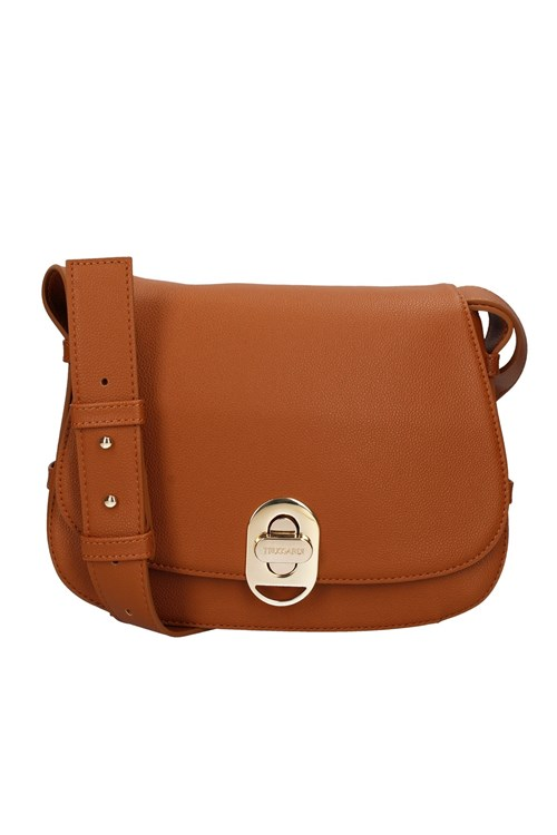 Trussardi Jeans Shoulder Strap BROWN